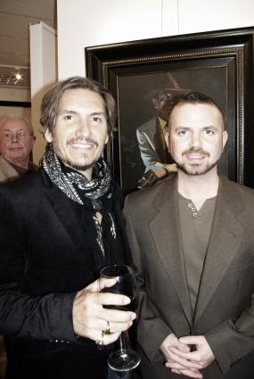 Fabian Perez and David V Barron