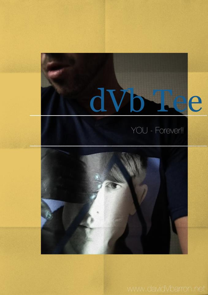 dVb Tee - David V Barron
