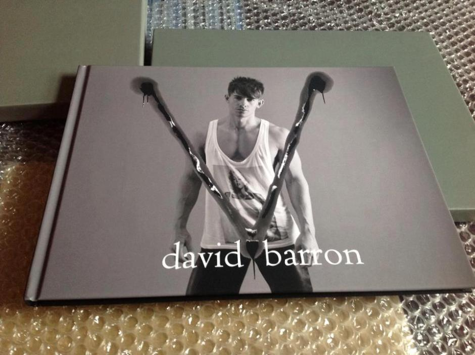 David V Barron Photobook VOL1