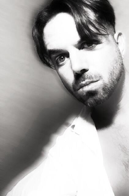 Self Portrait 2013 - David V Barron