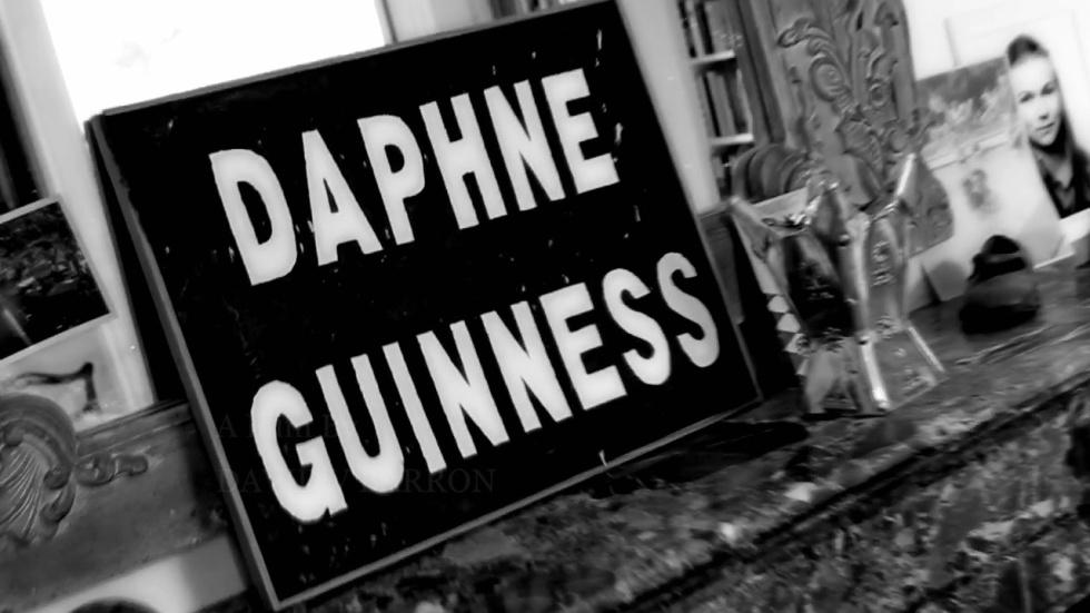 Daphne Guinness By David V Barron