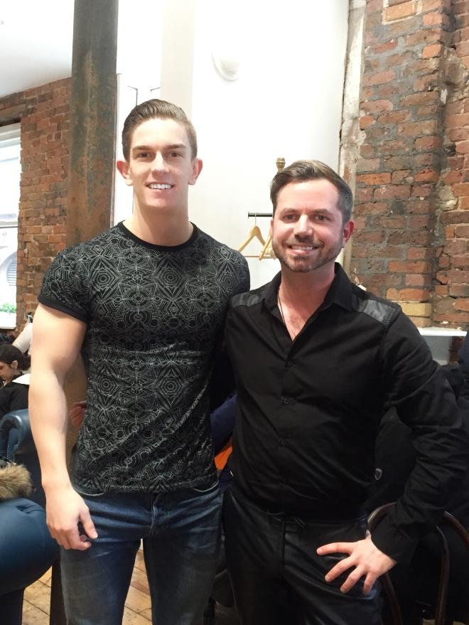 Daniel Burke and David V Barron
