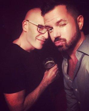 David and Stuart