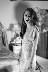 Natasha Hamilton by David V Barron