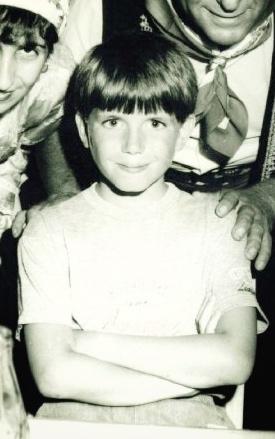 Aged 7 - 1985