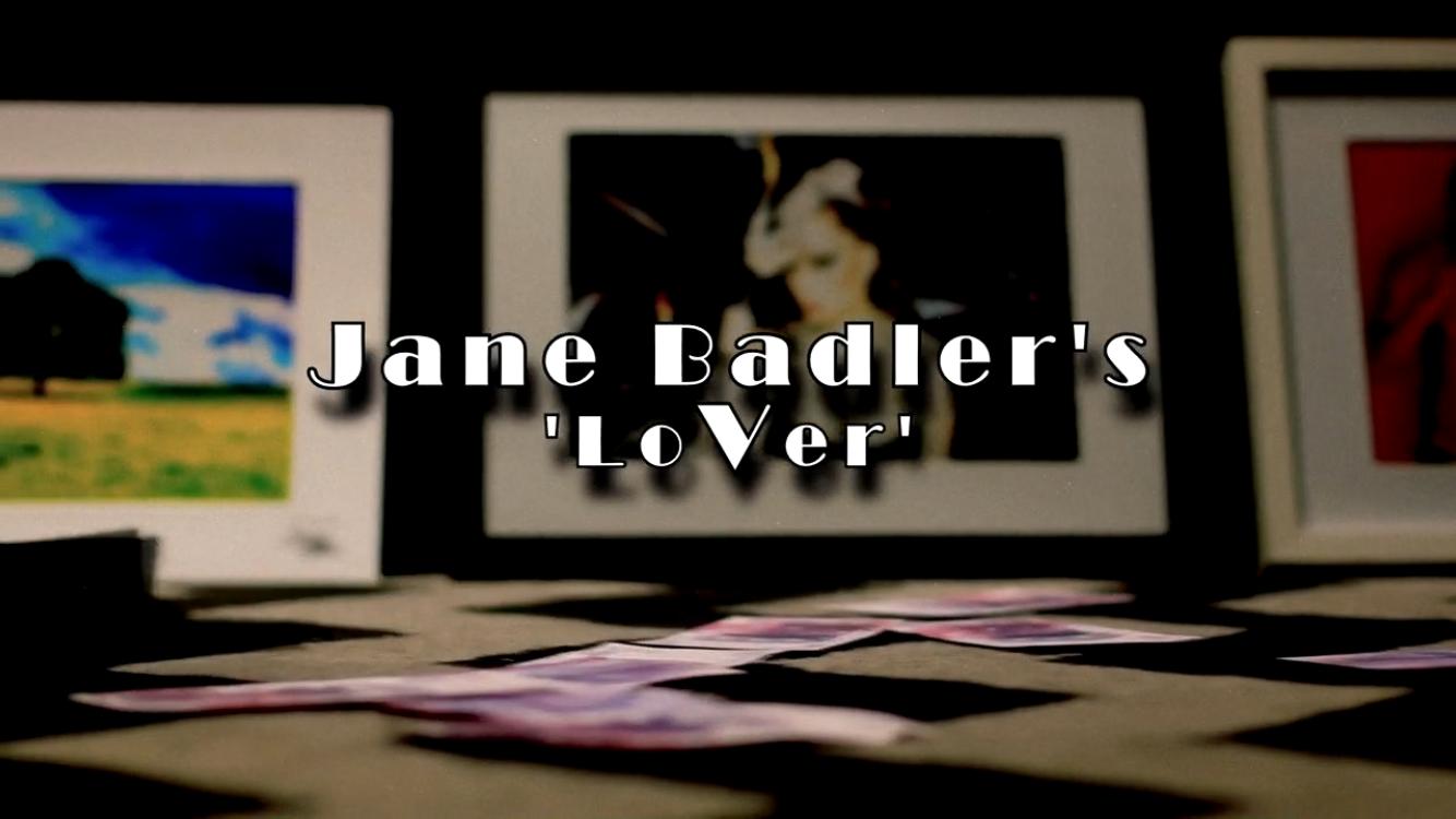 Jane Badler's L o V e r