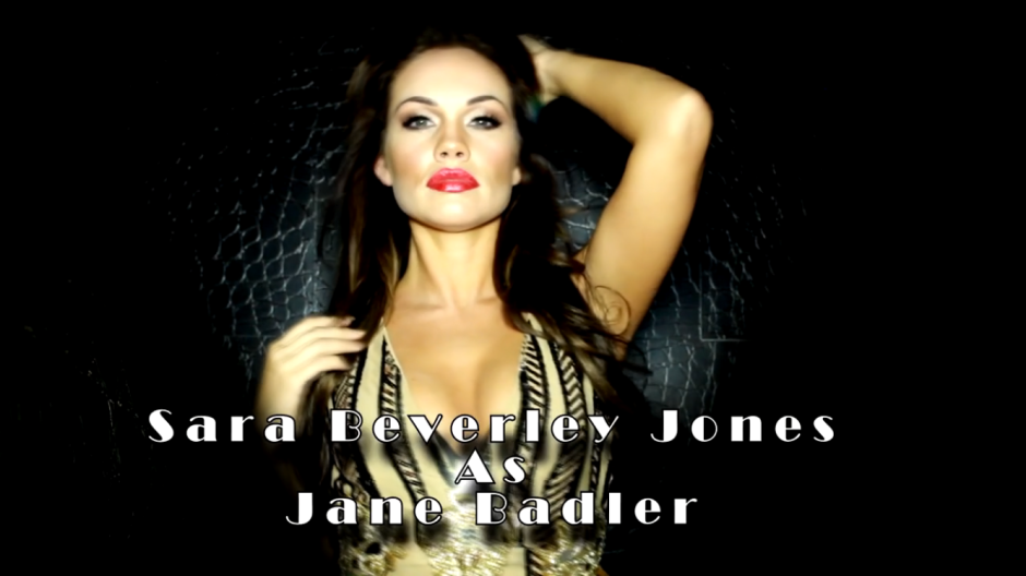 Jane Badler's Lover